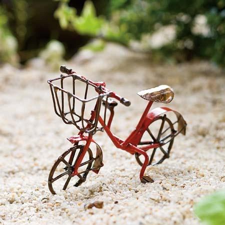 Rood fietsje