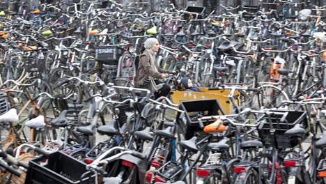 fietsprobleem